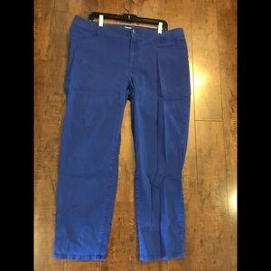 Chico's Blue Pants